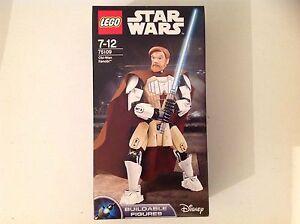 New Boxed LEGO DIsney Star Wars Obi-Wan Kenobi Set 75109 Buildable Figure