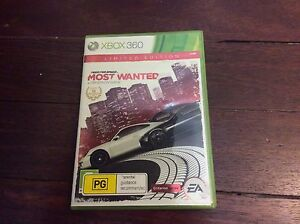 Need for speed - Most Wanted (Limited Edition) Bedford Bayswater Area Preview
