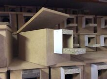Budgie Breeding Boxes $2.50! In Stock! Save$$$ buy direct! St Marys Penrith Area Preview