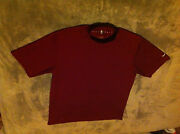 Mens Nike Golf Shirt Large