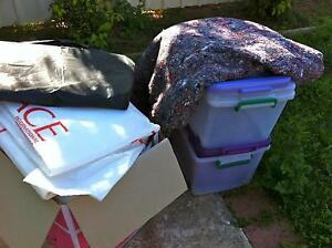 TRAVEL BOXES PACKING MATERIAL RUG SUIT HOME REMOVAL STORAGE Mildura Centre Mildura City Preview
