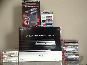 RARE like New ORIGINAL Sony PlayStation 3 60GB PS3 60GB