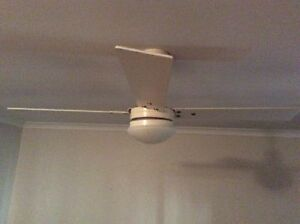 (Wanted)Ceiling fan glass cover Ashfield Bassendean Area Preview
