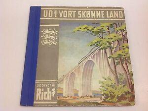 Vintage-Trading-Cards-Danish-Complete-Album-150-Cards-1950s-Heritage-Denmark