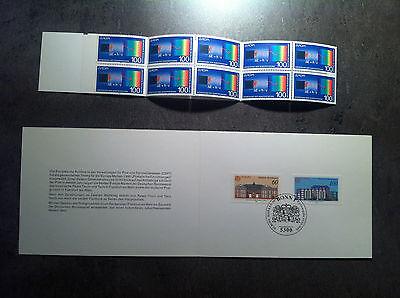 2 Briefmarkenfolder Europamarken Gedenkausgaben 1990 und 1994