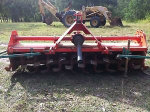 2mtr kubota rotary hoe Wingham Greater Taree Area Preview
