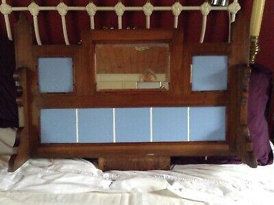 Antique Washstand Splash Back  Sideboard Back
