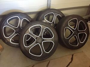 19' PDW Wheels Holden VE 245/40/19 Murrumba Downs Pine Rivers Area Preview