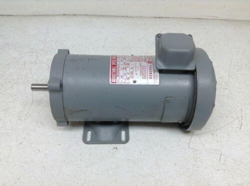 GE General Electric 5BPB56PAA101 Speed Drive Motor 180 VDC 1725 RPM 3/4 HP