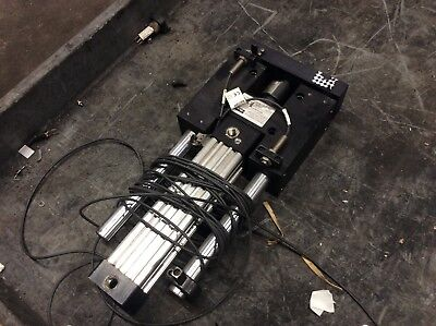 Parker Linear Actuator w/ Cylinder, HBT15-06CPT4AV-B, Used,  WARRANTY