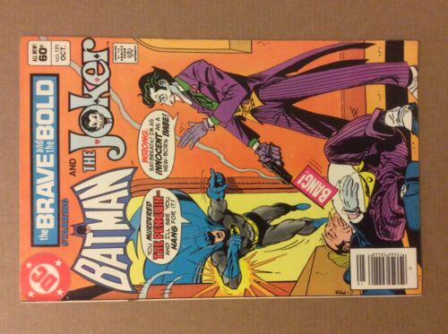Brave and The Bold 191 VF- Joker DC