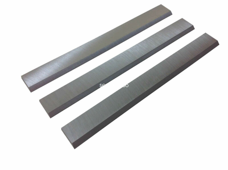 "6"" inch Jointer Knives for Delta 37-220, 37-195 Rockwell 37-280 37-275X Set of 3"