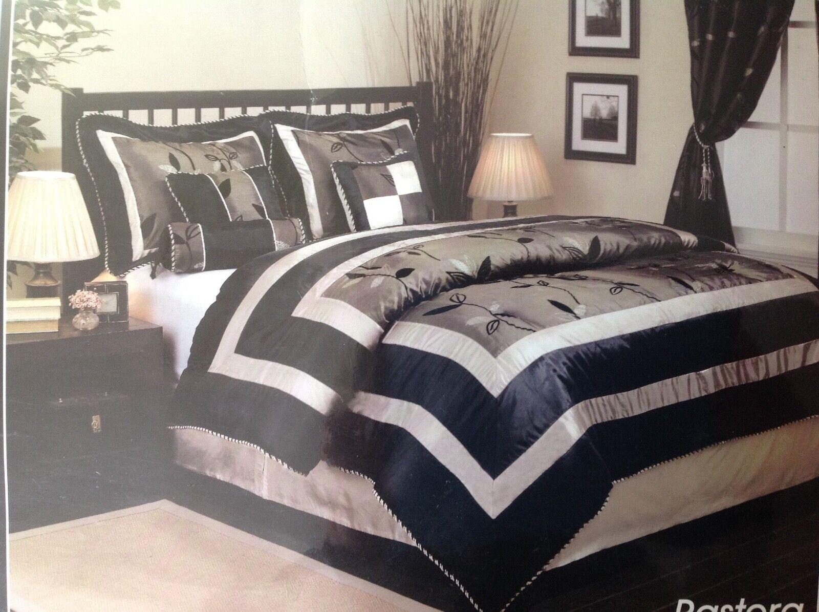 Nanshing PASTORA7-Q Pastora Collection Bedroom Comforter Com