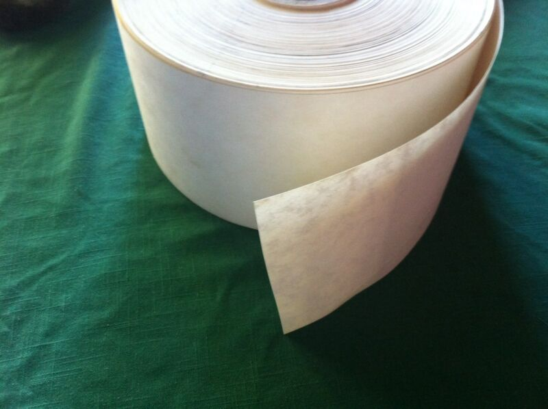 """Nomex 410 Insulation Paper 10 mil thick (0.25mm) 4.5"""" x 15"""""""