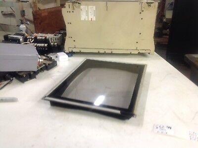 Mitsubishi Operation Panel Plastic Cover for Monitor on Mazatrol M-Plus Control
