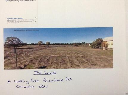 Land for sale Carinda Walgett Area Preview