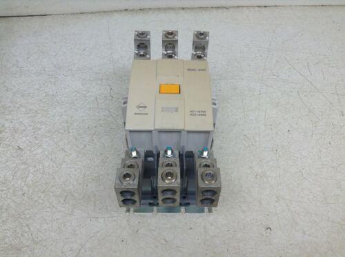 Benshaw RSC-220 100-240 VAC 100-220 VDC Coil Contactor Starter RSC220