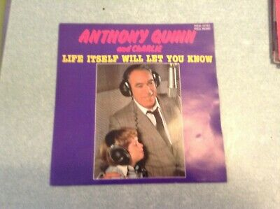 """""""ARB3""""Disque vinyle 45 tours /anthony quinn and charlie"""
