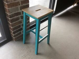 Timber bar stool stools Mount Riverview Blue Mountains Preview