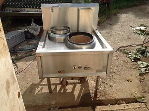 Stainless Steel Gas Assisted Home Forge Tivoli Ipswich City Preview