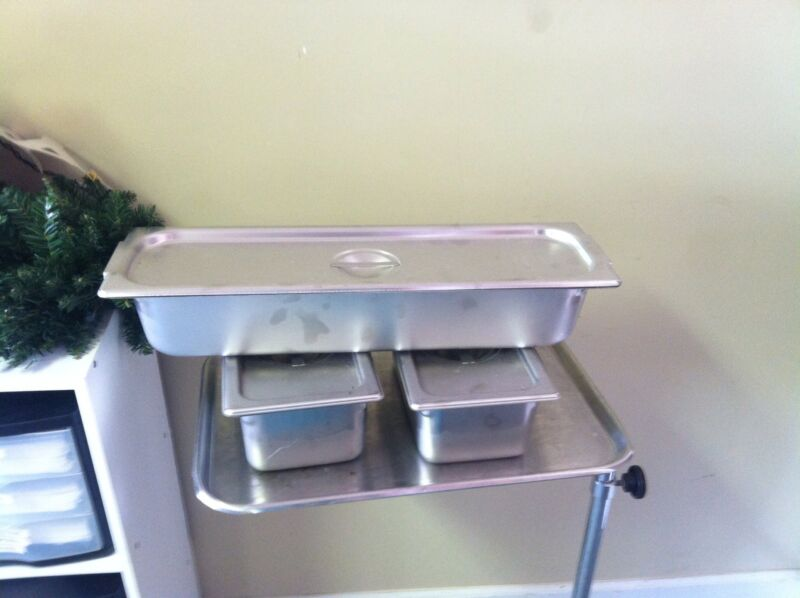 Warming Drawer Cannisters