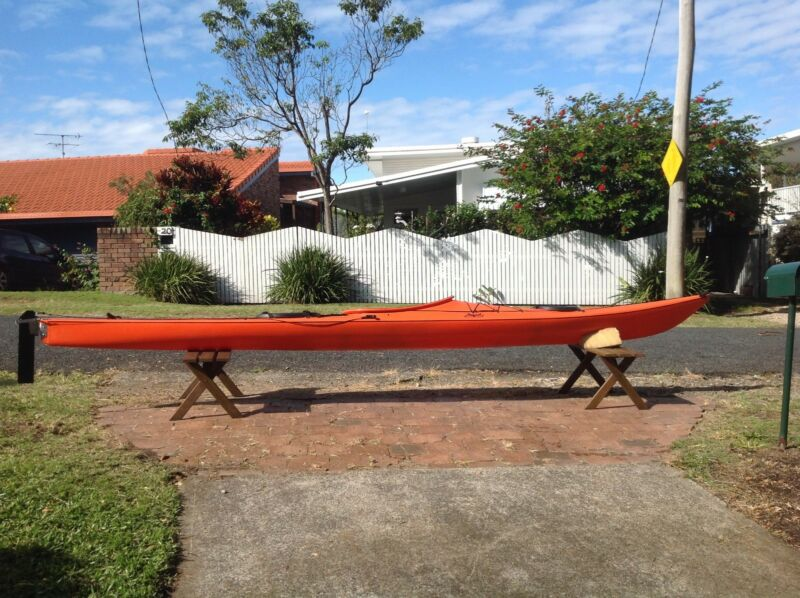 Sequel Kayak By Challenge Nz Hardly Used Kayaks Paddle