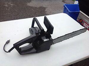 Black&Decker chainsaw.