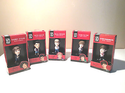 One Direction Figures Doll Decoration Collectibles Set of 5 -D HASBRO - New