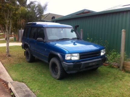 1997 Land Rover Discovery SE 300TDI. Hemmant Brisbane South East Preview