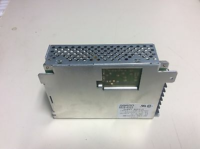 Omron Power Supply S82R-6522, Used, WARRANTY
