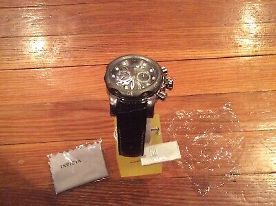 Invicta Reserve Men's 52mm JT Venom Elegant Limited Edition Swiss Quartz Chrono