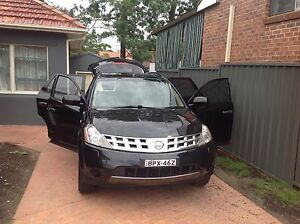 4 Wheel  Drive Nissan murano 2007 Ryde Ryde Area Preview