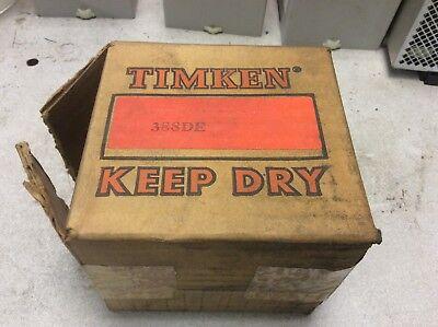 Timken Bearings 388de 30 Day Warranty Free Shipping Lower 48