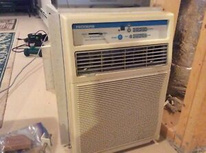 Air exchanger / air conditioner