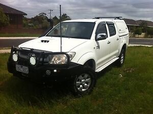 2011 Toyota Hilux Auto Brookfield Melton Area Preview