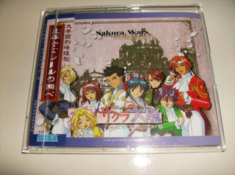 Sakura Wars Sticker Seal Collection Part 2