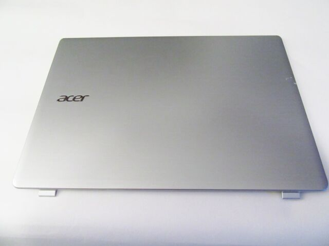 Acer Aspire V5-122P Laptop Top Lid Panel Cabinet In Silver T7 G
