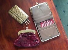 Glomesh purses and key holders Hallett Cove Marion Area Preview