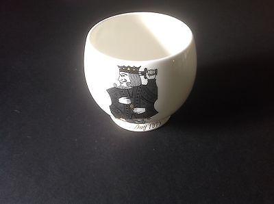 Vintage Noritake 1975 Fathers day Keepsake Bowl/Pot Jack,Queen, King- Bone China - Fathers Day Pot
