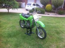 KAWASAKI KX 60 READY FOR XMAS NOT ONE THING NEEDED $1000 Wauchope Port Macquarie City Preview