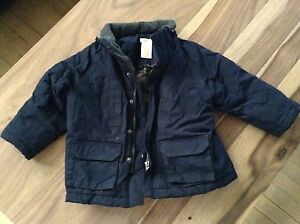 Boys winter coat - size 2