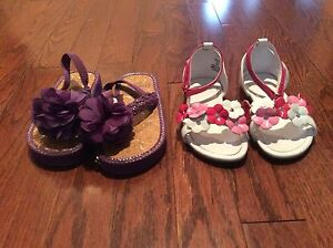 Girl Sandals - size 9 - see all pictures  London Ontario image 3