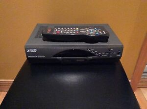 Videotron HD Tuner with remote