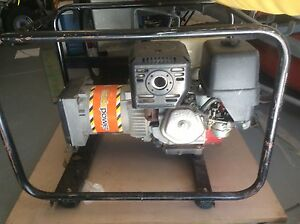 Swap Honda generator 6kva trade power Baldivis Rockingham Area Preview