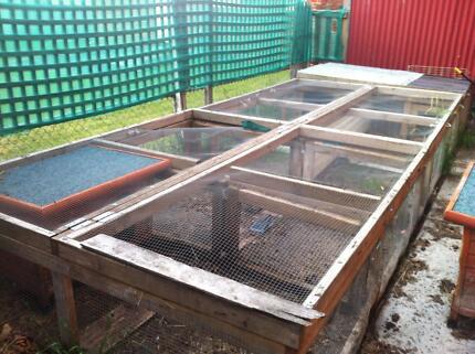 Purpose Built Rabbit Cage Lenah Valley Hobart City Preview