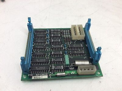 Sanyo / NEC PC Board, PTRC 163-236220, 163-265599, Used, WARRANTY
