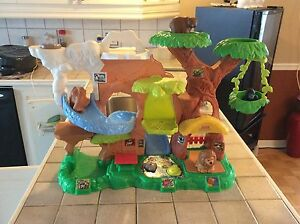 Fisher price Little people jeu avec animaux