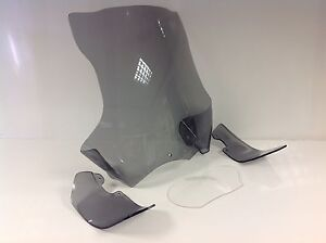 BMW R1200 GS,TOURING SCREEN,WIND DEFLECTORS,HEADLIGHT PROTECTOR £100