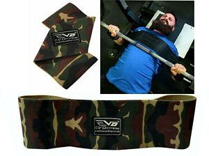 Evo fitness Bankdrücken Gewichteheben Fitness Riemen Shot Blaster Stärke