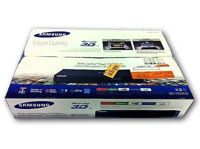Samsung BD-H5900 3D Blu-Ray & DVD Player HD1080P Built-In WiFi Black